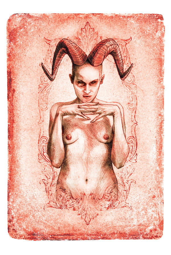 BABALON (The Scarlet Woman)