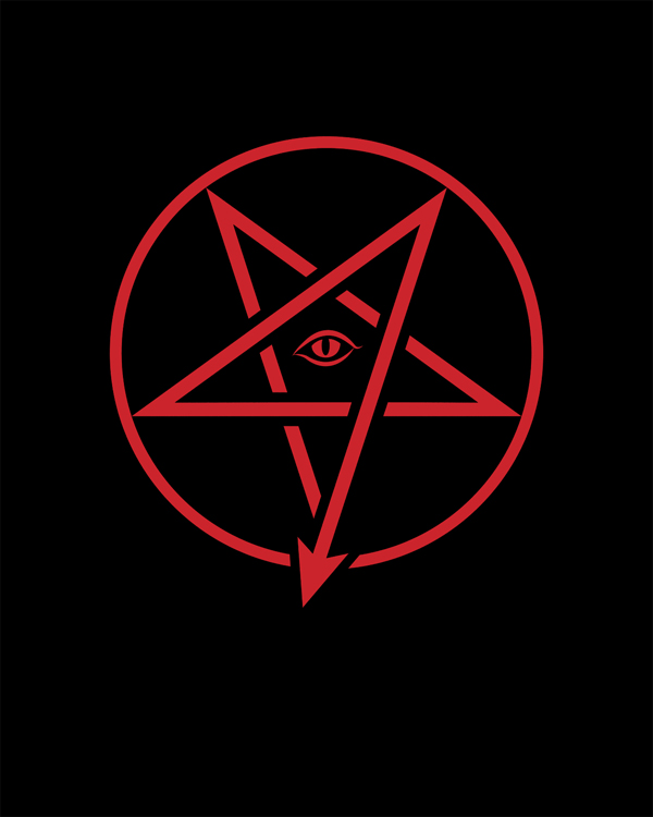 Adversary Pentagram
