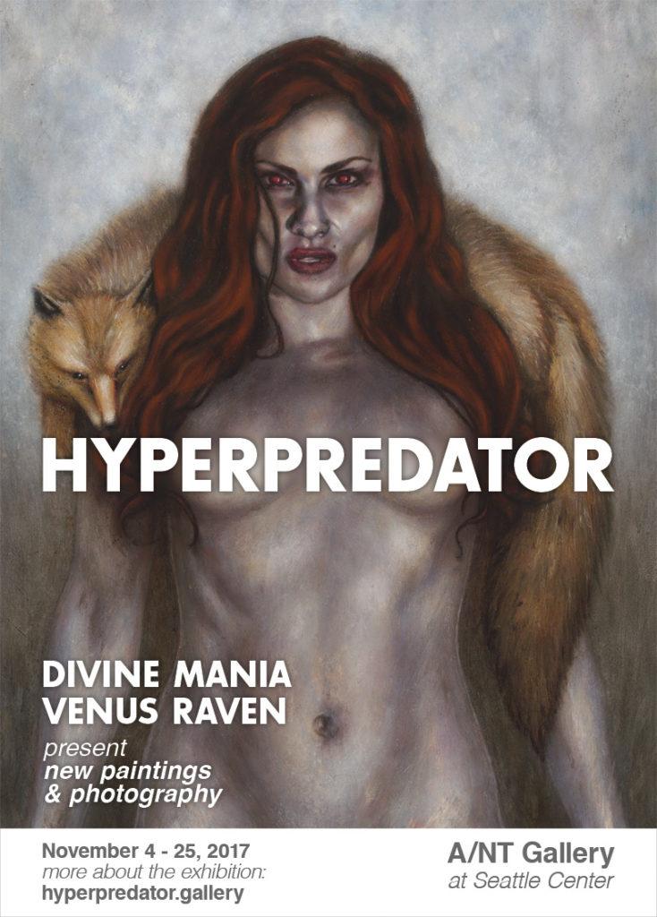 Hyperpredator Promo Image